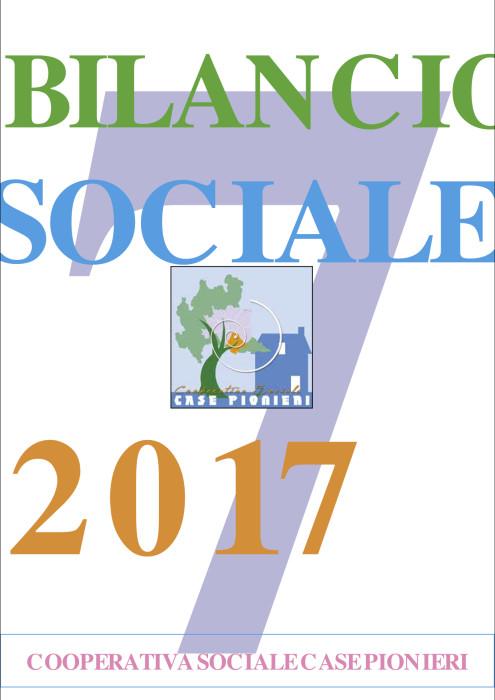 Bilancio Sociale 2017 Copertina